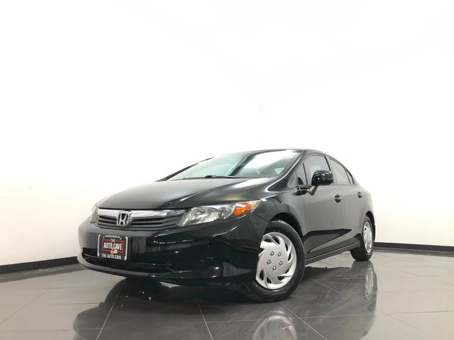 2012 Honda Civic *Affordable Financing* | The Auto Cave in Dallas