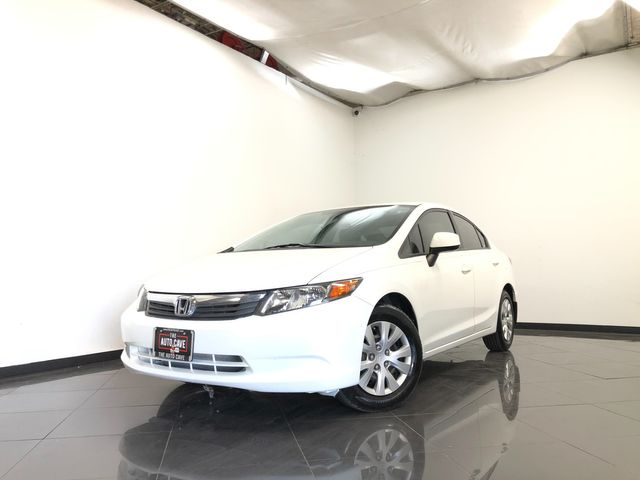 2012 Honda Civic *Easy In-House Payments*   The Auto Cave in Dallas