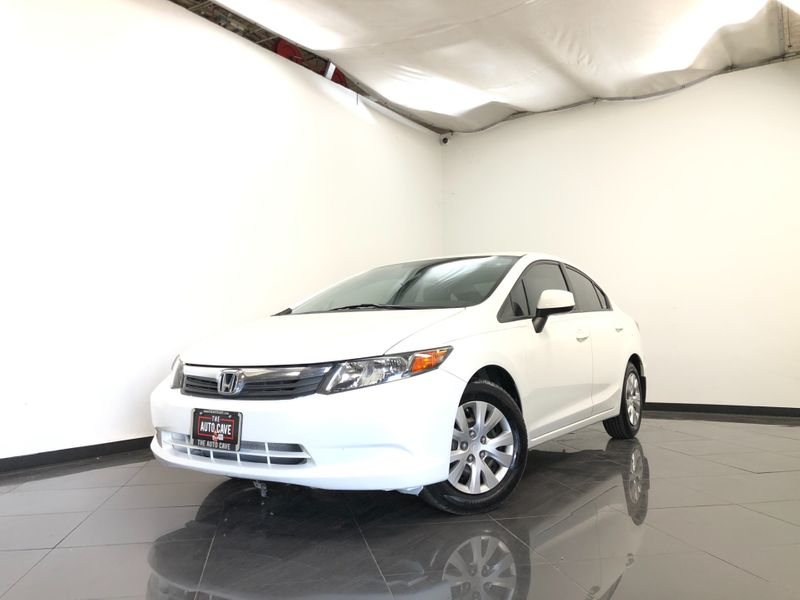 2012 Honda Civic *Easy In-House Payments* | The Auto Cave