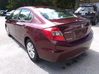 2012 Honda Civic LX Dunnellon, FL 4