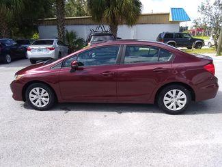 2012 Honda Civic LX Dunnellon, FL 5