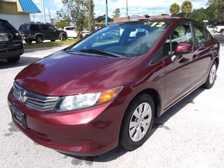 2012 Honda Civic LX Dunnellon, FL 6