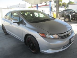 2012 Honda Civic LX Gardena, California 3