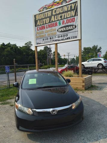 2012 Honda Civic LX in Harwood, MD