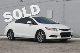 2012 Honda Civic Si Hollywood, Florida