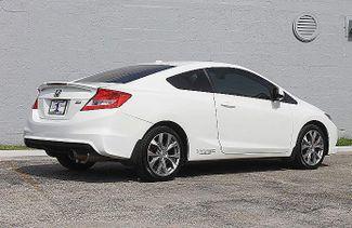 2012 Honda Civic Si Hollywood, Florida 4