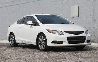 2012 Honda Civic Si Hollywood, Florida 21