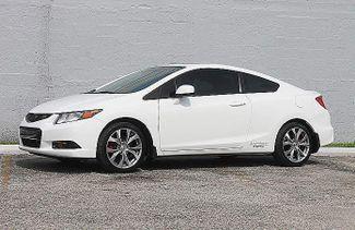 2012 Honda Civic Si Hollywood, Florida 22