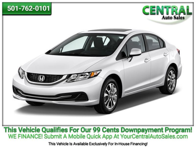 2012 Honda Civic EX | Hot Springs, AR | Central Auto Sales in Hot Springs AR