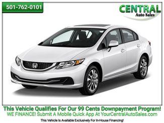 2012 Honda Civic LX   Hot Springs, AR   Central Auto Sales in Hot Springs AR