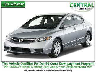 2012 Honda Civic LX | Hot Springs, AR | Central Auto Sales in Hot Springs AR