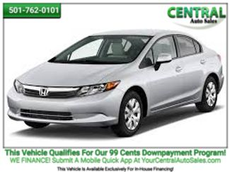 2012 Honda Civic CNG | Hot Springs, AR | Central Auto Sales in Hot Springs AR