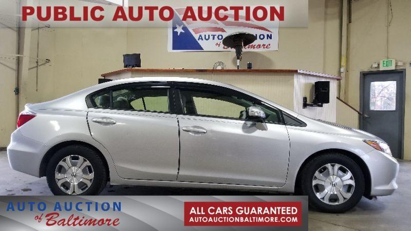 2012 Honda Civic  | JOPPA, MD | Auto Auction of Baltimore  in JOPPA MD