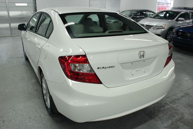 2012 Honda Civic EX Kensington, Maryland 10