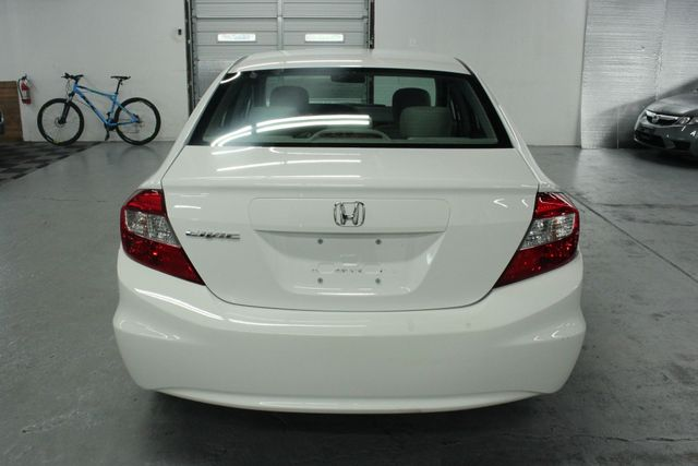 2012 Honda Civic EX Kensington, Maryland 3