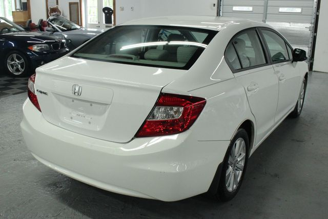 2012 Honda Civic EX Kensington, Maryland 4