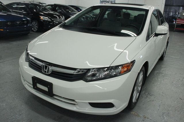 2012 Honda Civic EX Kensington, Maryland 8