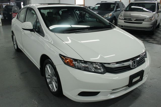2012 Honda Civic EX Kensington, Maryland 9