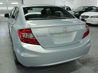 2012 Honda Civic EX Kensington, Maryland 10