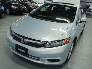 2012 Honda Civic EX Kensington, Maryland 8