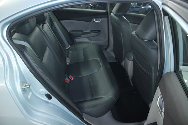 2012 Honda Civic EX Kensington, Maryland 39
