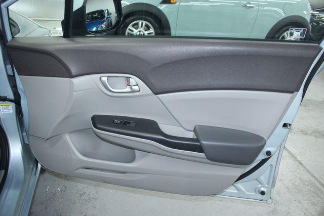 2012 Honda Civic EX Kensington, Maryland 48