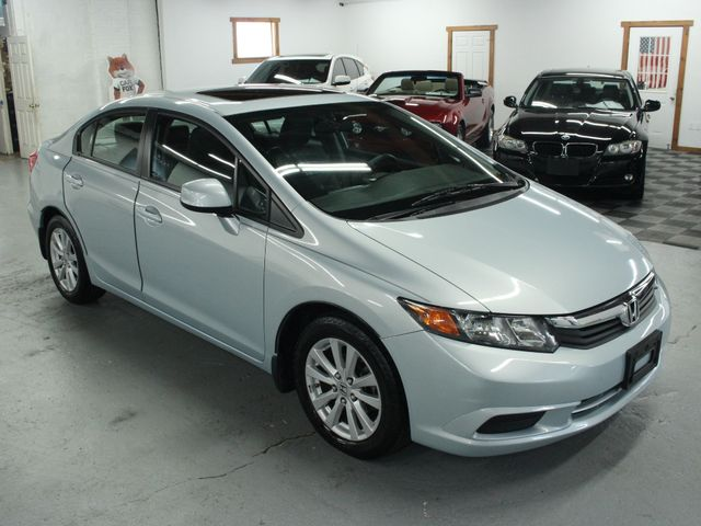 2012 Honda Civic EX Kensington, Maryland 6