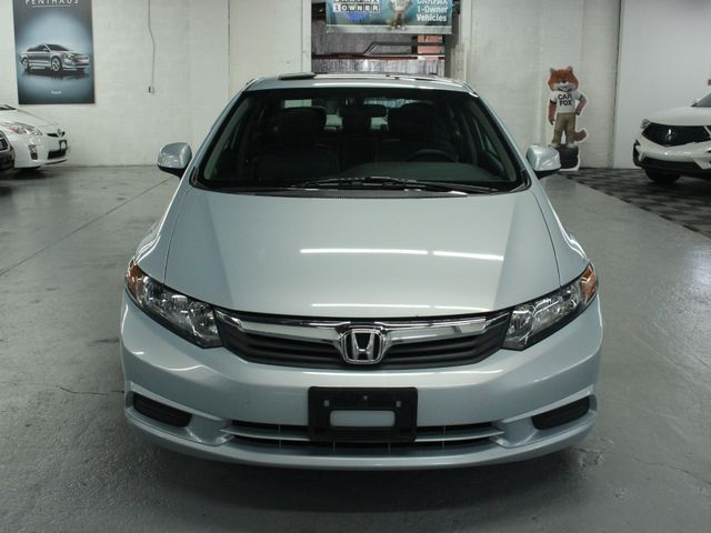 2012 Honda Civic EX Kensington, Maryland 7