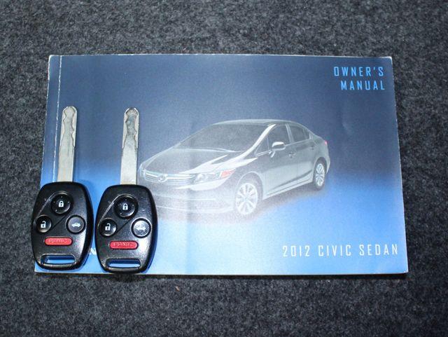 2012 Honda Civic EX Kensington, Maryland 109