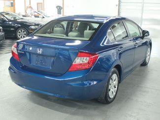 2012 Honda Civic LX Kensington, Maryland 4