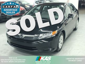 2012 Honda Civic LX Kensington, Maryland