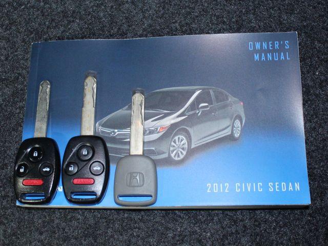 2012 Honda Civic LX Kensington, Maryland 109