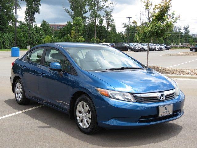 2012 Honda Civic LX in Kernersville, NC 27284