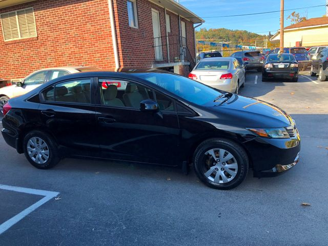 2012 Honda Civic LX Knoxville , Tennessee 1