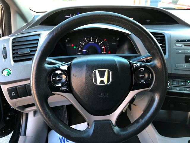 2012 Honda Civic LX Knoxville , Tennessee 16