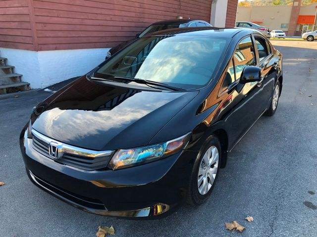 2012 Honda Civic LX Knoxville , Tennessee 7