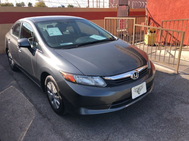 2012 Honda Civic LX CAR PROS AUTO CENTER (702) 405-9905 Las Vegas, Nevada 6