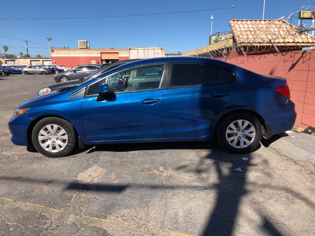 2012 Honda Civic LX CAR PROS AUTO CENTER (702) 405-9905 Las Vegas, Nevada 1