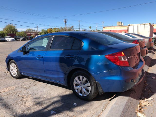 2012 Honda Civic LX CAR PROS AUTO CENTER (702) 405-9905 Las Vegas, Nevada 2