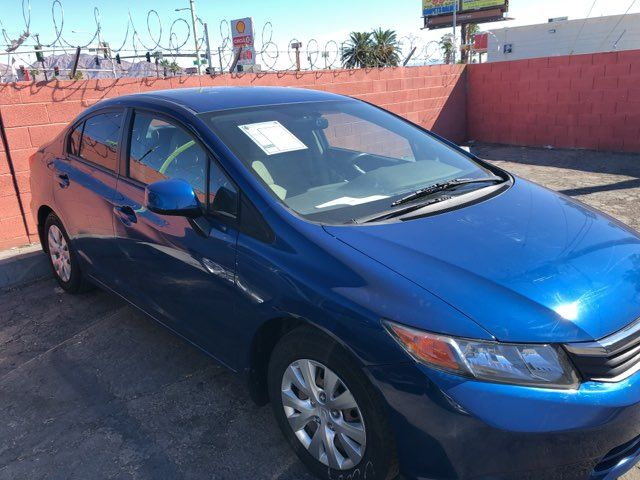 2012 Honda Civic LX CAR PROS AUTO CENTER (702) 405-9905 Las Vegas, Nevada 4