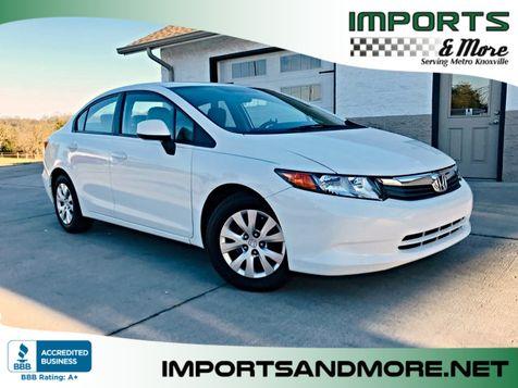 2012 Honda Civic LX in Lenoir City, TN