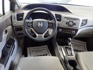 2012 Honda Civic LX Lincoln, Nebraska 4