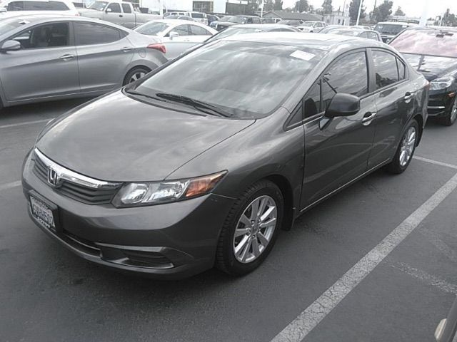 2012 Honda Civic EX LINDON, UT