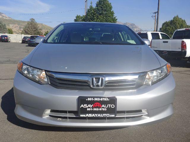 2012 Honda Civic LX LINDON, UT 3