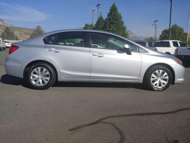 2012 Honda Civic LX LINDON, UT 6