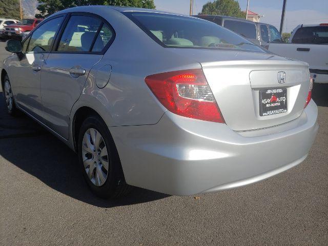 2012 Honda Civic LX LINDON, UT 7