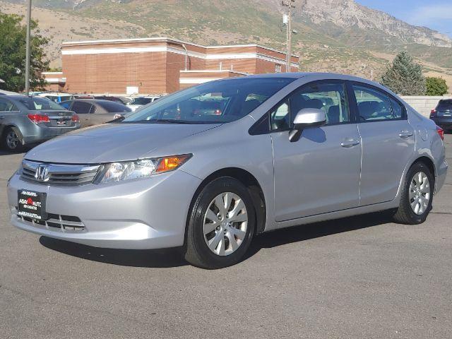 2012 Honda Civic LX LINDON, UT