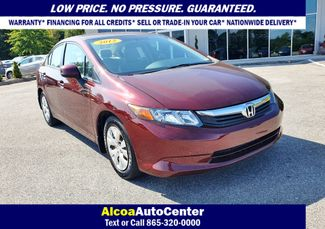 2012 Honda Civic LX in Louisville, TN 37777