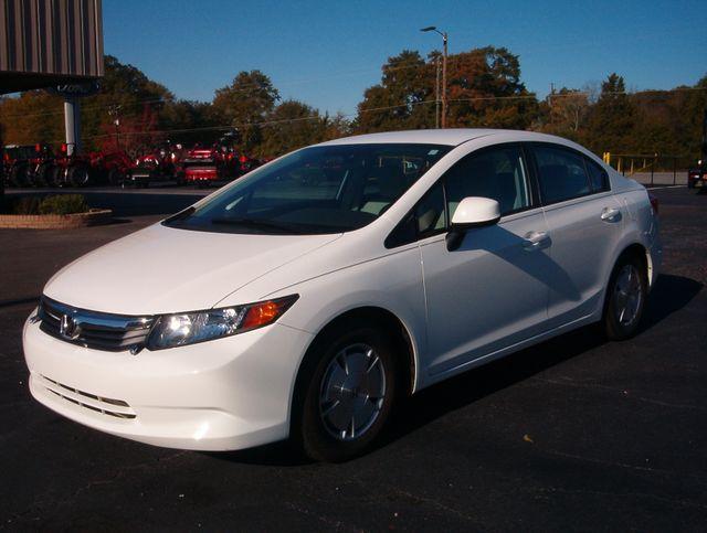 2012 Honda Civic HF in Madison, Georgia 30650