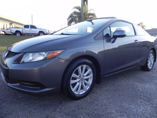 2012 Honda Civic EX-L in Martinez, Georgia 30907